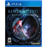 Resident Evil: Revelations (русская версия) (PS4)