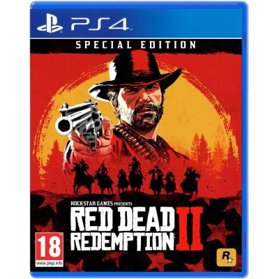 Red Dead Redemption 2: Special Edition (русская версия) (PS4)