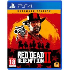 Red Dead Redemption 2: Ultimate Edition (русская версия) (PS4)