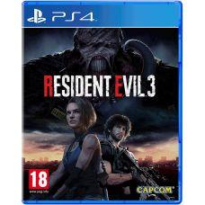 Resident Evil 3 (русская версия) (PS4)