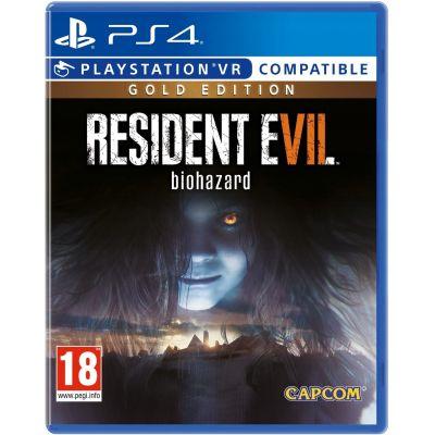 Resident Evil VII Biohazard Gold Edition (русская версия) (PS4)