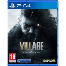 Resident Evil: Village (русская версия) (PS4)