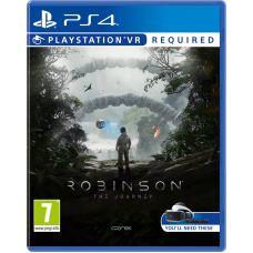 Robinson: The Journey VR (английская версия) (PS4)