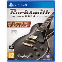 Rocksmith 2014 Edition (игра + кабель) (PS4)