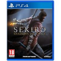 Sekiro: Shadows Die Twice (русская версия) (PS4)