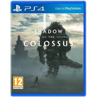 Shadow of the Colossus. В тени колосса (русская версия) (PS4)