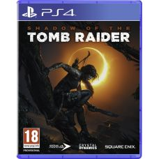 Shadow of the Tomb Raider (русская версия) (PS4)