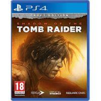 Shadow of the Tomb Raider. Croft Edition (русская версия) (PS4)