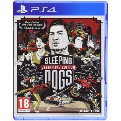 Sleeping Dogs: Definitive Edition (русская версия) (PS4)
