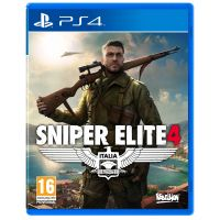Sniper Elite 4 (русская версия) (PS4)