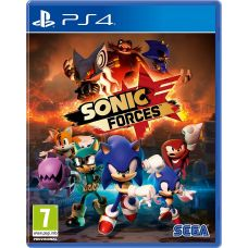 Sonic Forces (русская версия) (PS4)