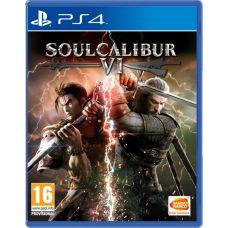 Soulcalibur VI (русская версия) (PS4)