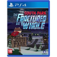 South Park: The Fractured but Whole (русская версия) (PS4)