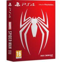 Spider-Man/Человек-Паук Special Edition (русская версия) (PS4)