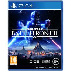 Star Wars: Battlefront II (русская версия) (PS4)