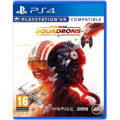 Star Wars: Squadrons (русская версия) (PS4)