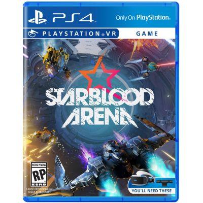 StarBlood Arena VR ( русская версия) (PS4)