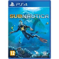 Subnautica (русская версия) (PS4)