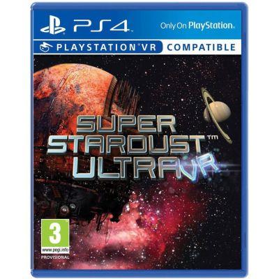 Super Stardust Ultra VR (русская версия) (PS4)