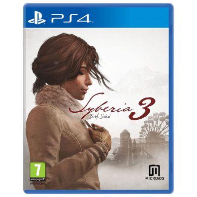 Syberia 3 (русская версия) (PS4)