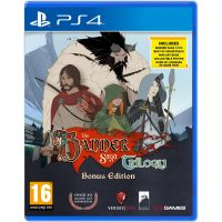 The Banner Saga Trilogy Bonus Edition (русская версия) (PS4)