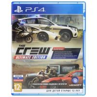 The Crew. Ultimate Edition (русская версия) (PS4)
