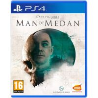 The Dark Pictures Anthology: Man Of Medan (русская версия) (PS4)