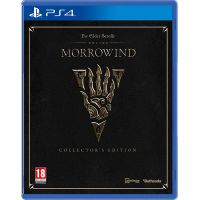 The Elder Scrolls Online: Morrowind Collector's Edition (PS4)