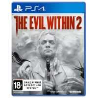 The Evil Within 2 (английская версия) (PS4)