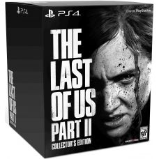 The Last of Us Part II. Collectors Edition (русская версия) (PS4)