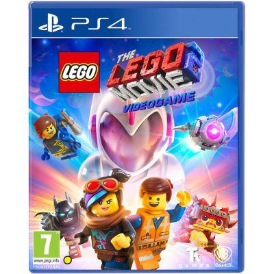 LEGO Movie 2 Videogame (русская версия) (PS4)