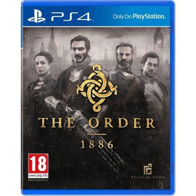 The Order 1886 (русская версия) (PS4)