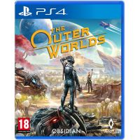 The Outer Worlds (русская версия) (PS4)