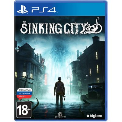 The Sinking City (русская версия) (PS4)