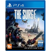 The Surge (русская версия) (PS4)