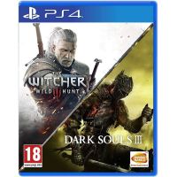 The Witcher 3: Wild Hunt + Dark Souls III (русская версия) (PS4)