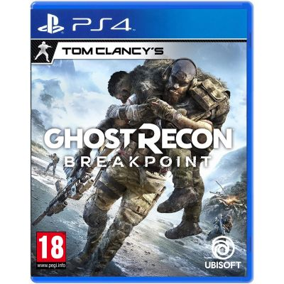 Tom Clancy's Ghost Recon Breakpoint (русская версия) (PS4)