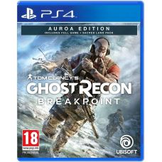 Tom Clancy's Ghost Recon Breakpoint. Auroa Edition (русская версия) (PS4)