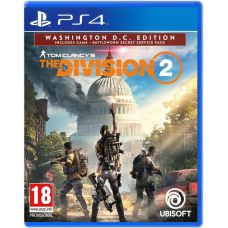 Tom Clancy's The Division 2. Washington D.C. Edition (русская версия) (PS4)