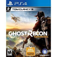 Tom Clancy's Ghost Recon: Wildlands (английская версия) (PS4)