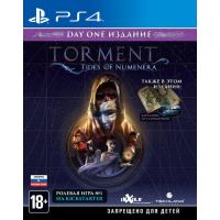 Torment: Tides of Numenera (русская версия) (PS4)