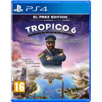 Tropico 6 El Prez Edition (русская версия) (PS4)