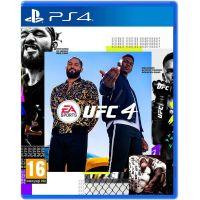 UFC 4 (русская версия) (PS4)