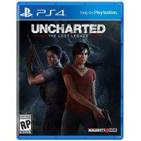 Uncharted: Утраченное наследие (русская версия) (PS4)