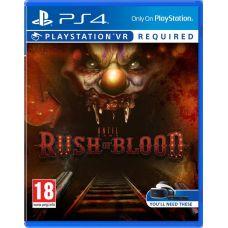 Until Dawn: Rush Of Blood VR (русская версия) (PS4)
