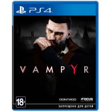 Vampyr (русская версия) (PS4)