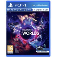 Worlds VR (ваучер на скачивание) (русская версия) (PS4)