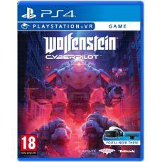 Wolfenstein: Cyberpilot VR (русская версия) (PS4)