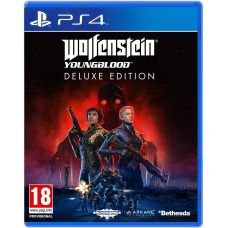 Wolfenstein: Youngblood Deluxe Edition (русская версия) (PS4)