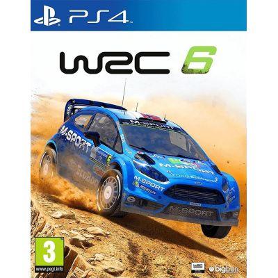 WRC 6 FIA World Rally Championship (PS4)